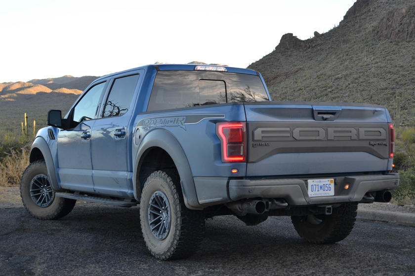 2019 Ford F-150 Raptor Review, Trims, Specs and Price | CarBuzz