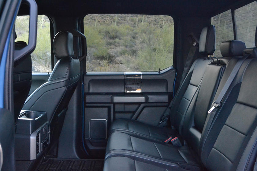 Ford Raptor Interior >> 2019 Ford F 150 Raptor Review Trims Specs And Price Carbuzz