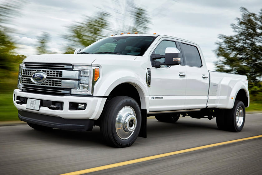 2019 Ford F 450 Super Duty Review Trims Specs Price New Interior Features Exterior Design And Specifications Carbuzz