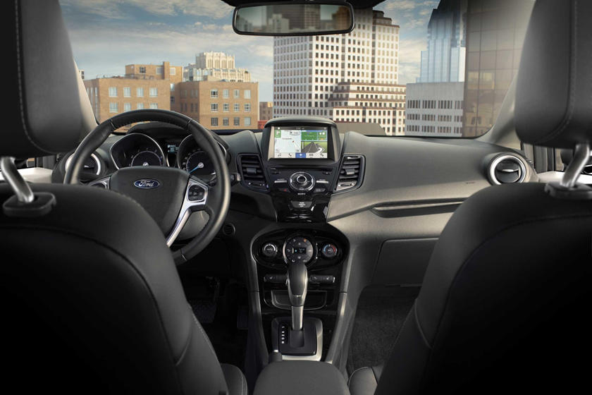 2019 Ford Fiesta Hatchback Interior Photos Carbuzz