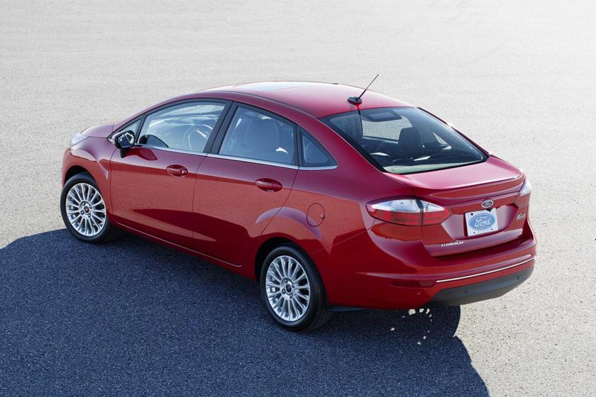 Ford Fiesta Sedan >> 2019 Ford Fiesta Sedan Review Trims Specs And Price Carbuzz