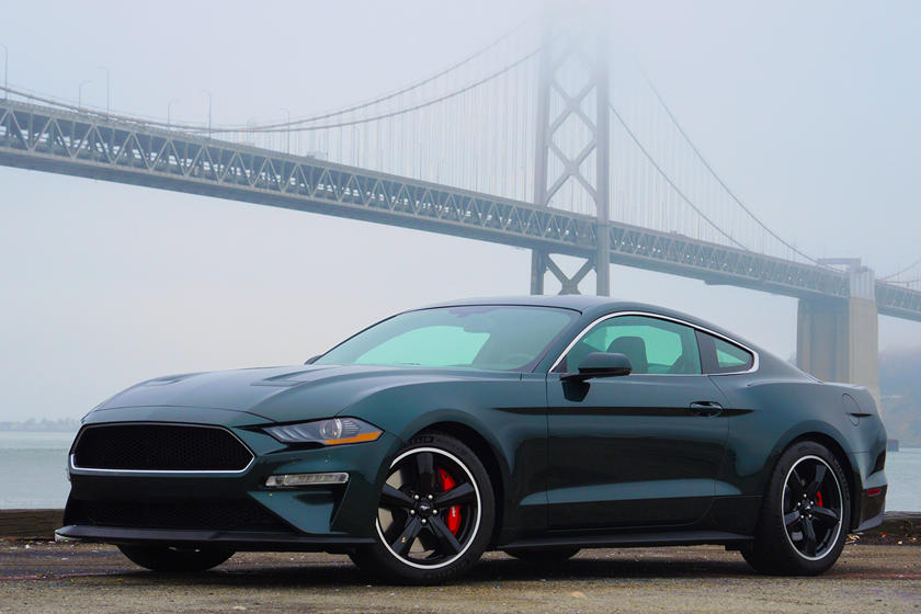 2019 Ford Mustang Sports Car The Bullitt Is Back >> 2019 Ford Mustang Bullitt Review Trims Specs And Price Carbuzz