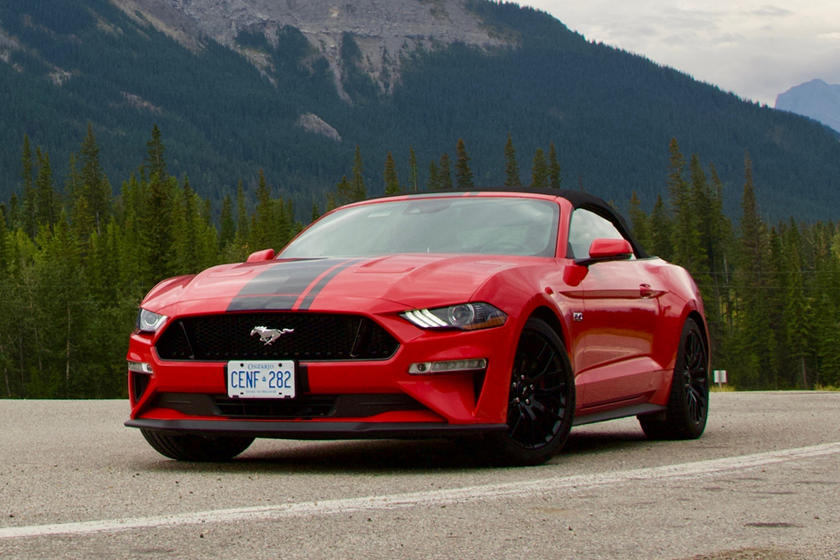 2019 Ford Mustang GT Convertible: Review, Trims, Specs, Price, New Interior  Features, Exterior Design, and Specifications | CarBuzz