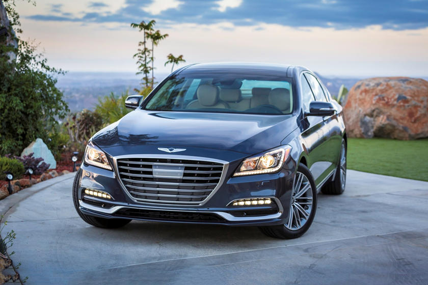 2019 Genesis G80 Review, Trims, Specs and Price   CarBuzz
