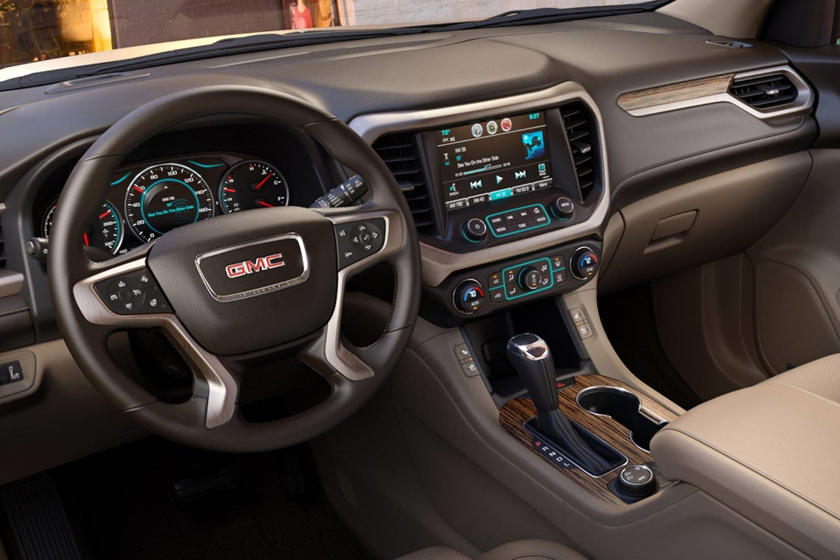 2019 GMC Acadia Review, Trims, Specs and Price | CarBuzz