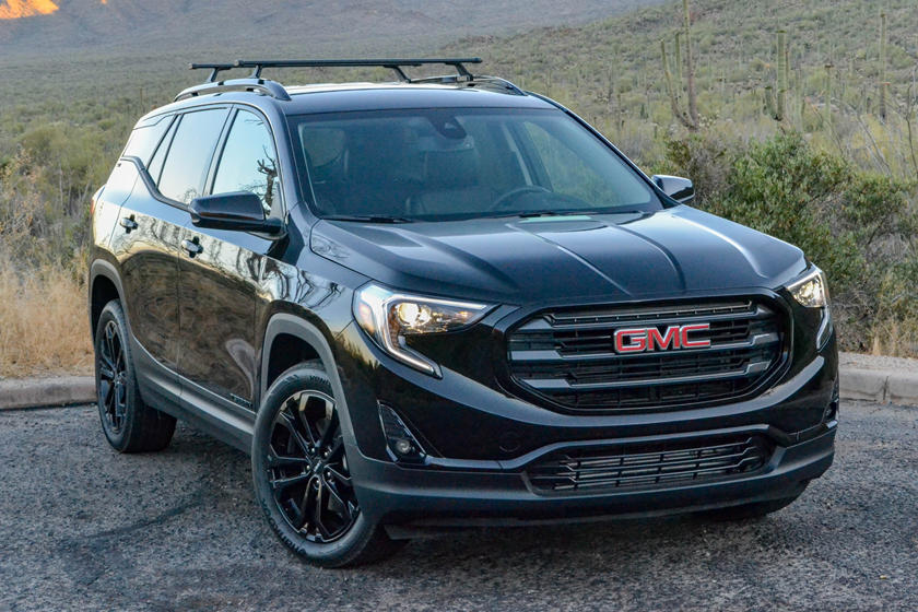 2020 GMC Terrain: News, Specs, Price >> 2019 Gmc Terrain Review Trims Specs And Price Carbuzz