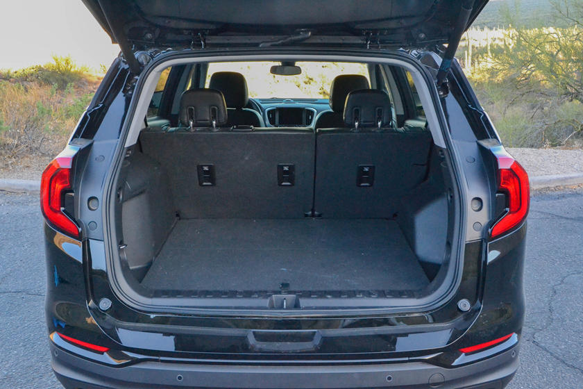 2019 Gmc Terrain Review Trims Specs Price New Interior Features Exterior Design And Specifications Carbuzz