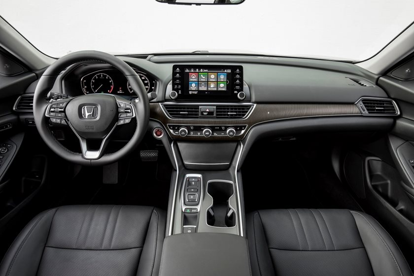 2019 Honda Accord Review Trims Specs Price New Interior Features Exterior Design And Specifications Carbuzz