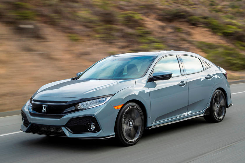 2019 Honda Civic Hatchback Review Trims Specs And Price Carbuzz
