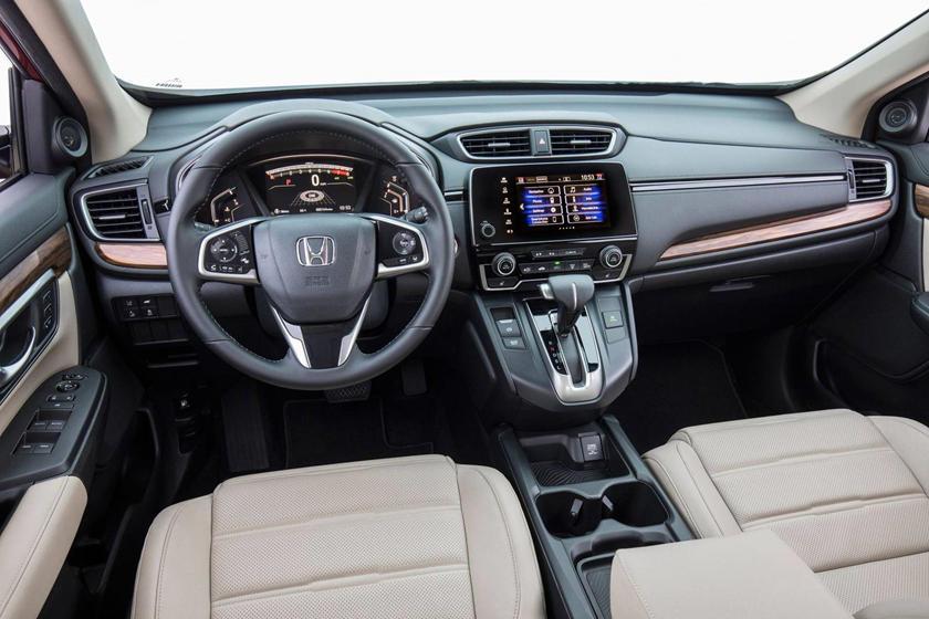 2019 Honda Cr V Review Trims Specs Price New Interior Features Exterior Design And Specifications Carbuzz