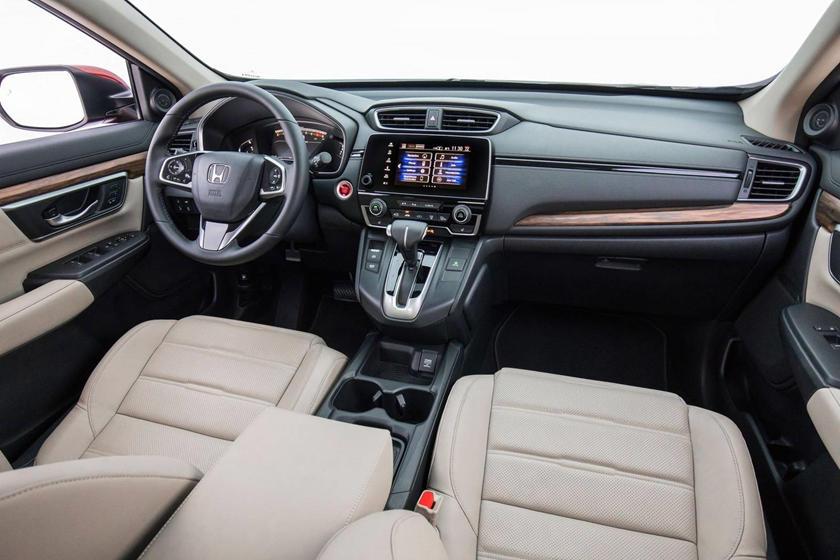 2019 Honda CR-V: News, Updates, Price >> 2019 Honda Cr V Review Trims Specs And Price Carbuzz