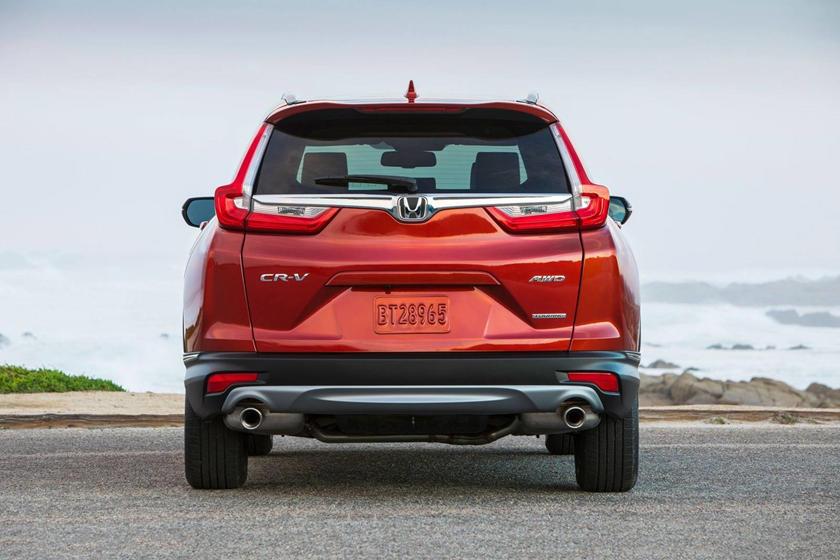 2019 Honda CR-V: Review, Trims, Specs, Price, New Interior ...