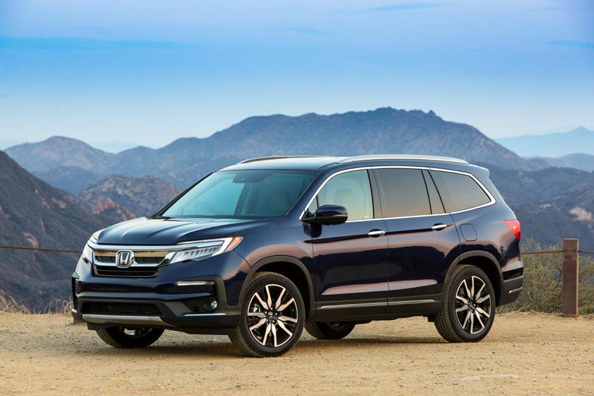 2020 Honda Pilot Changes, Colors, Cost >> 2019 Honda Pilot Review Trims Specs And Price Carbuzz