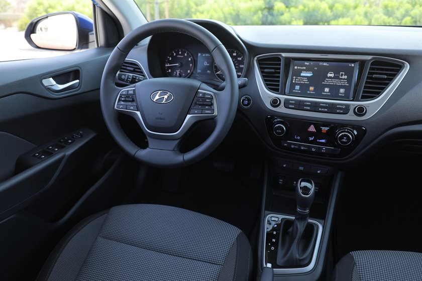 2019 Hyundai Accent Review Trims Specs And Price Carbuzz