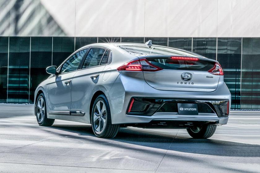 2019 Hyundai Ioniq Ev Review Trims Specs And Price Carbuzz