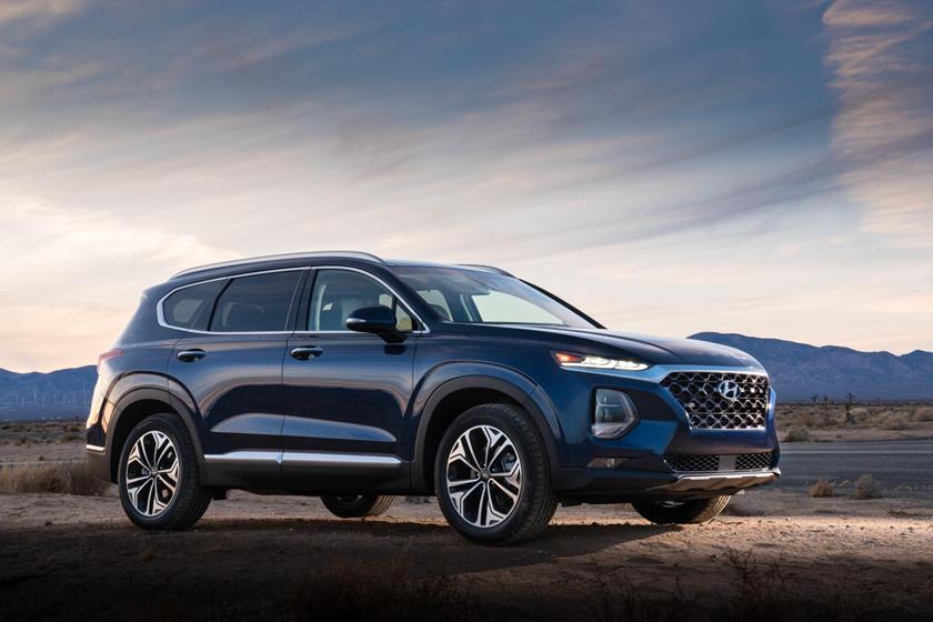 2019 Hyundai Santa Fe Review, Trims, Specs and Price | CarBuzz