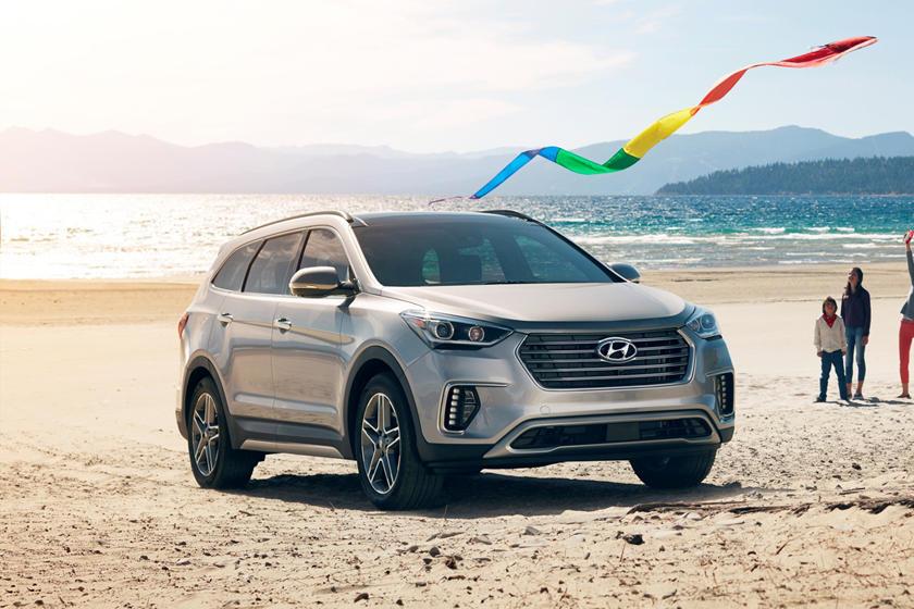 2019 Hyundai Santa Fe New Spy Shots And Redesign News >> 2019 Hyundai Santa Fe Xl Review Trims Specs And Price