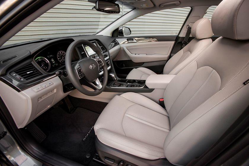 2019 Hyundai Sonata Hybrid Review, Trims, Specs and Price   CarBuzz