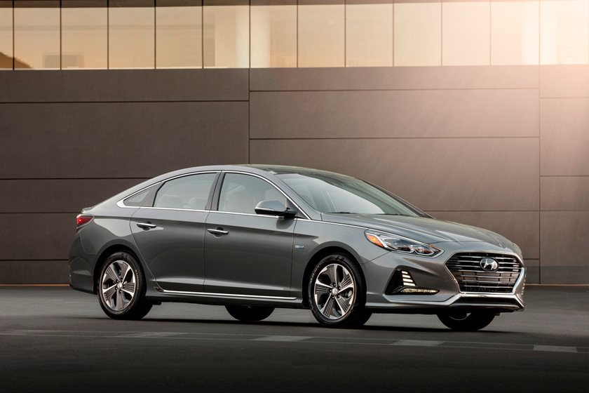 2019 Hyundai Sonata Hybrid Review, Trims, Specs and Price | CarBuzz