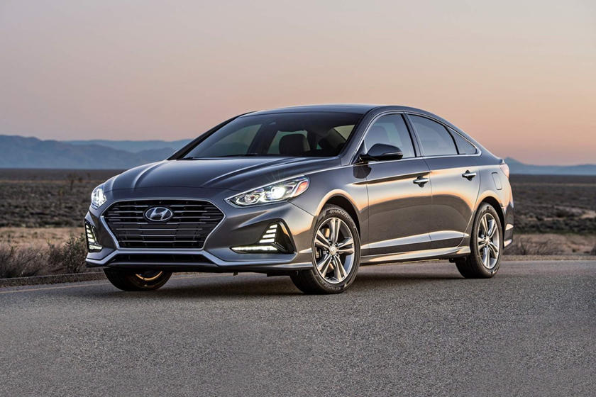 2019 Hyundai Sonata Review, Trims, Specs and Price | CarBuzz