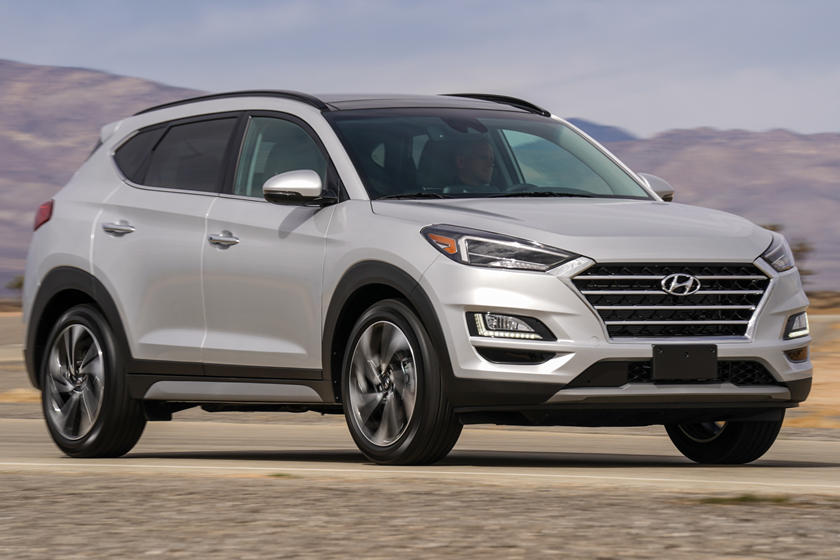 2019 Hyundai Tucson Review, Trims, Specs and Price | CarBuzz