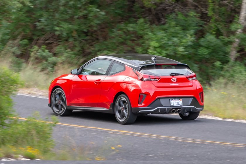 2019 Hyundai Veloster Review, Trims, Specs and Price   CarBuzz