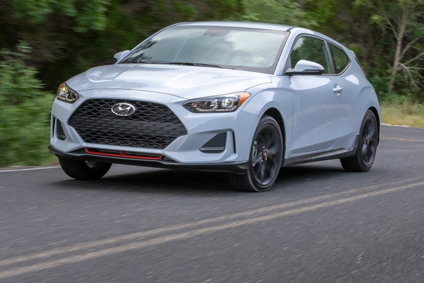 2019 Hyundai Veloster Review, Trims, Specs and Price | CarBuzz
