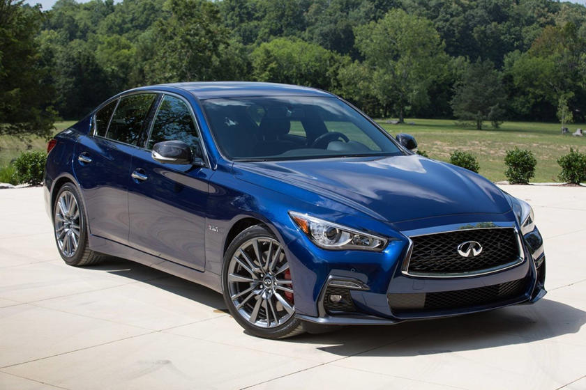 2019 Infiniti Q50 Review, Trims, Specs and Price | CarBuzz