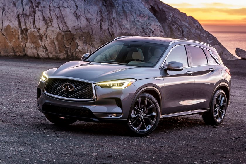 2019 Infiniti Qx50 Review Trims Specs And Price Carbuzz