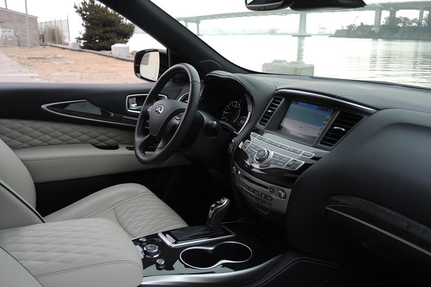 Infiniti Qx60 Interior >> 2019 Infiniti Qx60 Review Trims Specs And Price Carbuzz