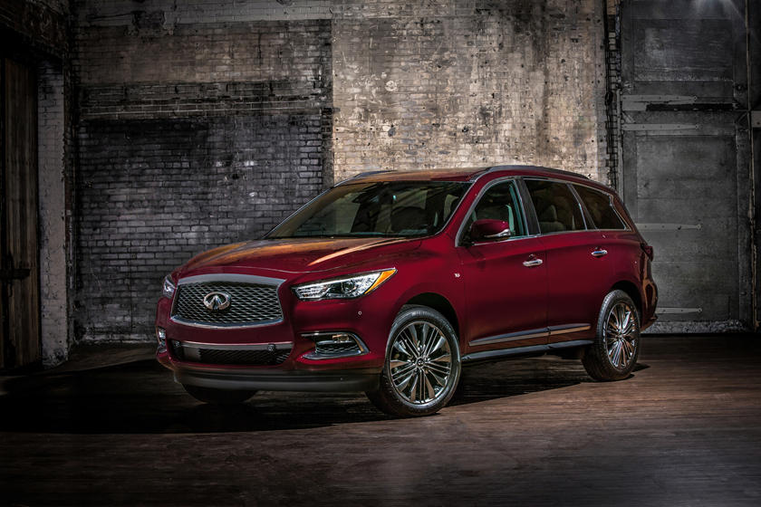 2019 Infiniti QX60: New Package, Design, Specs >> 2019 Infiniti Qx60 Review Trims Specs And Price Carbuzz