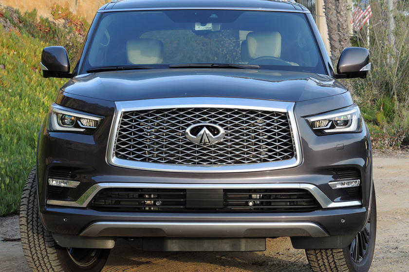 2019 Infiniti QX80 Review, Trims, Specs and Price | CarBuzz
