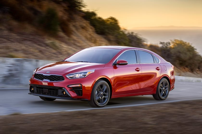 2019 Kia Forte Review Trims Specs Price New Interior Features Exterior Design And Specifications Carbuzz