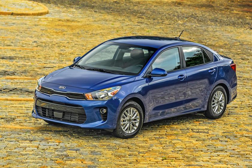 2019 Kia Rio Review Trims Specs And Price Carbuzz