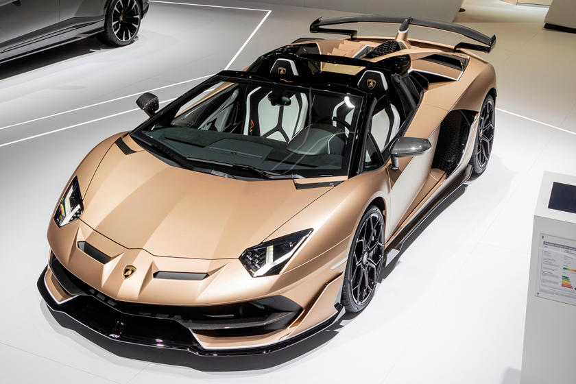 2019 Lamborghini Aventador SVJ Roadster Review, Trims, Specs