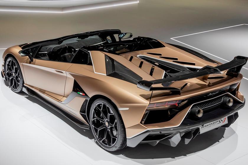 Lamborghini Aventador SVJ Roadster Review, Trims, Specs and