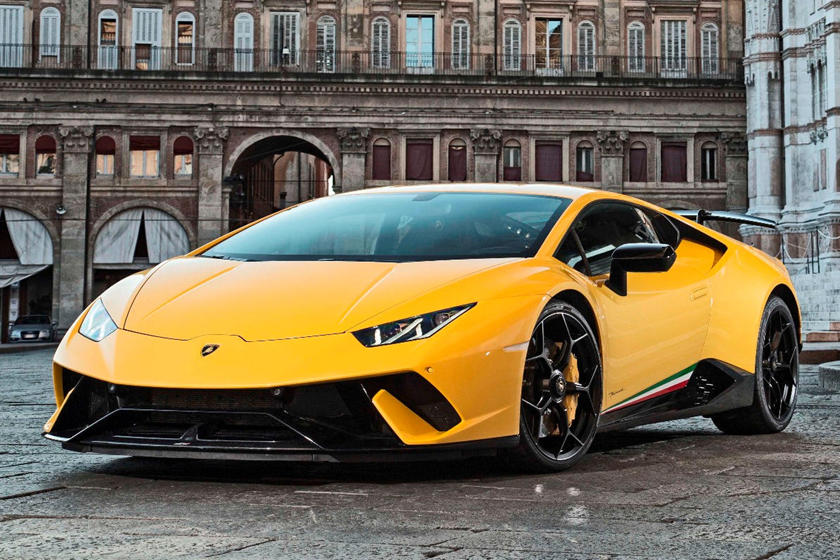 Lamborghini Huracan Horsepower >> Lamborghini Huracan Performante Review Trims Specs And
