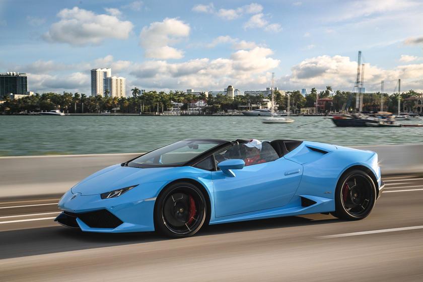 2019 Lamborghini Huracan Spyder Review, Trims, Specs and