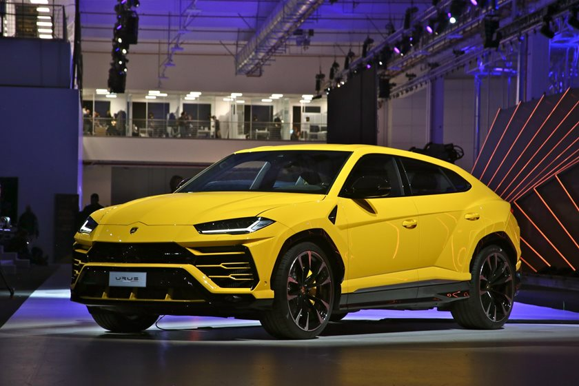 2019 Lamborghini Urus Review, Trims, Specs and Price