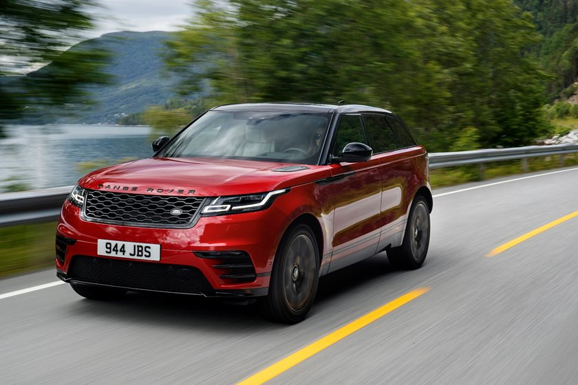 2019 Land Rover Range Rover Velar Review Trims Specs And Price
