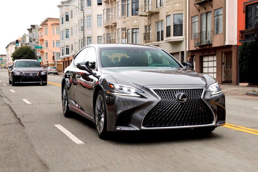 2019 Lexus LS Review, Trims, Specs and Price | CarBuzz