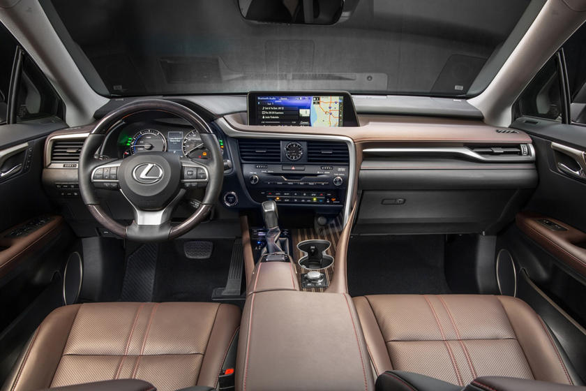 2019 Lexus RX Hybrid Review, Trims, Specs and Price | CarBuzz