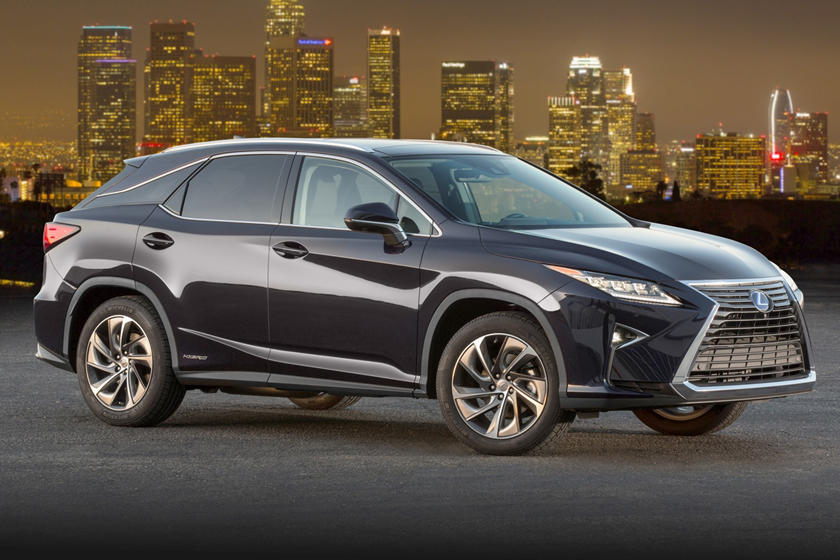 2018 Lexus RX 450h: News, Changes, Price >> 2019 Lexus Rx Hybrid Review Trims Specs And Price Carbuzz