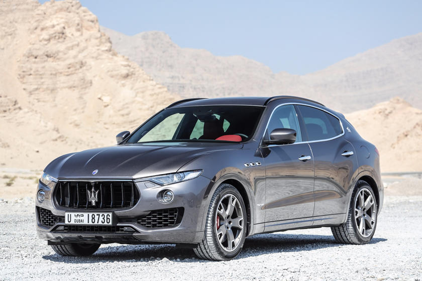 2018 Maserati Levante: News, Specs, Price >> 2019 Maserati Levante Review Trims Specs And Price Carbuzz