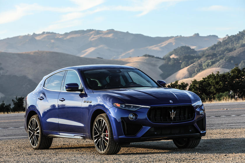 2019 Maserati Levante: Changes, GTS And Hybrid Versions >> 2019 Maserati Levante Trofeo Review Trims Specs And Price Carbuzz