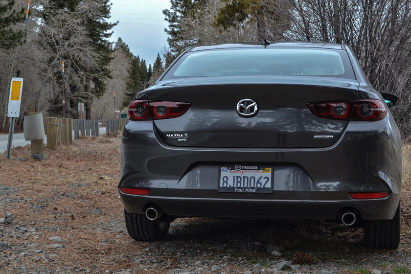 2019 Mazda 3 Hatchback Review, Trims, Specs and Price | CarBuzz