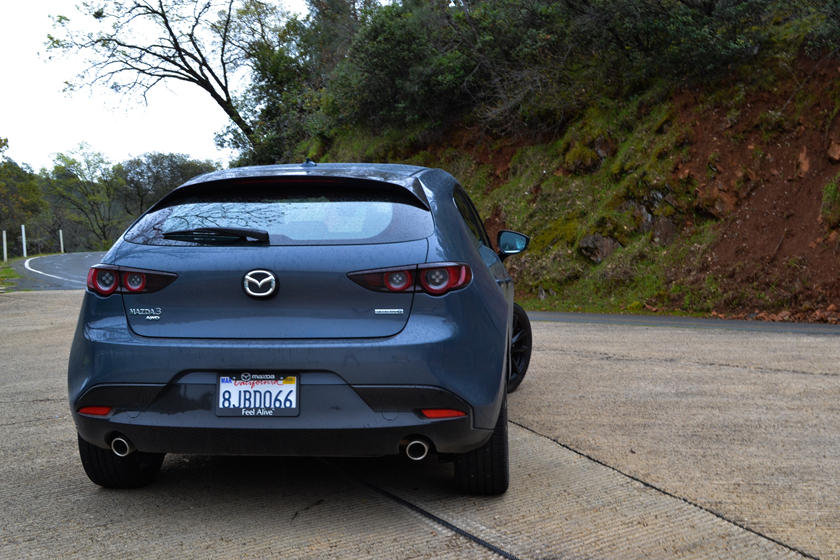 Mazda 3 Hatchback >> 2019 Mazda 3 Hatchback Review Trims Specs And Price Carbuzz