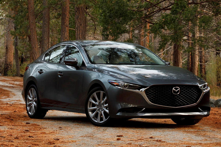2019 Mazda 3 Sedan Review, Trims, Specs and Price | CarBuzz