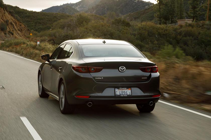 2019 Mazda 3 Sedan Review, Trims, Specs and Price | CarBuzz