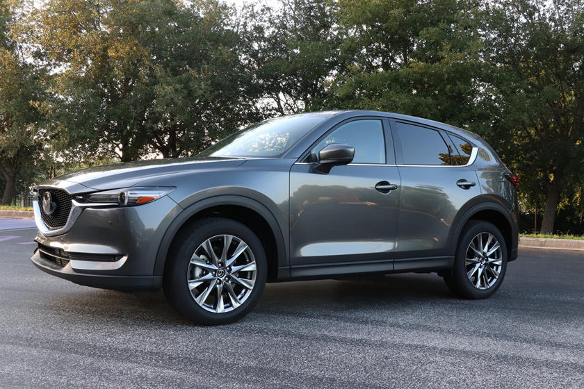 2019 Mazda Cx 5 Review Trims Specs And Price Carbuzz